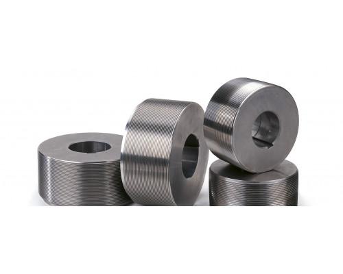 Ролики резьбонакатные М 3х0.5 D=139 комплект (2шт) кл.1